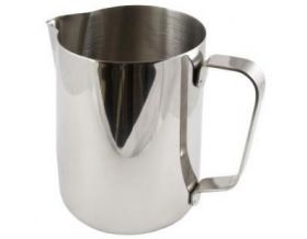 Stainless Steel Steaming Pitcher 1 Litre (x1) ~