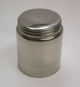 Espresso Essential Stainless Steel Cocoa Shaker (x1) ~