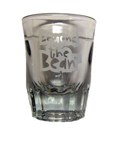 Espresso Essential Lined Shot Glasses 2oz (x12) ~