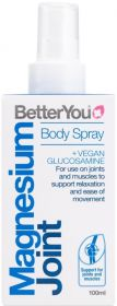 Better You Magnesium Oil Joint Spray 100ml x6