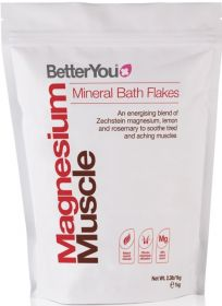 Better You Magnesium Flakes (Muscle) 1kg x6