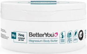 Better You Magnesium Body Butter 180ml x6