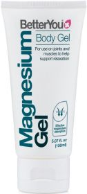 Better You Magnesium Body Gel 150ml x6