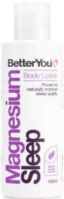 Better You Magnesium Sleep Mineral Lotion 180ml x6