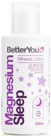 Better You Magnesium Sleep Mineral Lotion Junior 135ml x6