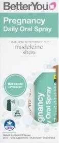 Better You Pregnancy Daily Oral Spray 25ml x6