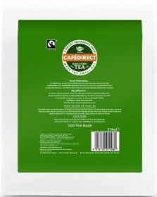 Cafédirect Fair Trade Hand-Picked Everyday Tea - Catering 2.5kg (1100's) x2