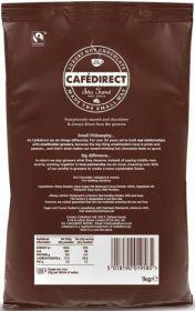 Cafédirect Fair Trade São Tomé Instant Hot Chocolate - Vending 1kg x10