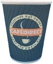 Cafédirect Disposable Ripple Cup 16oz (620's) x1