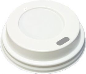 Cafe Direct Disposable Lid 8oz (1000's) x1