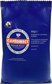 Cafédirect Fair Trade Smooth Roast Filter Coffee Sachet 60g x45