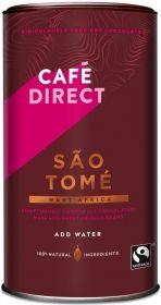 Cafédirect Fair Trade São Tomé Instant Hot Chocolate 300g x6