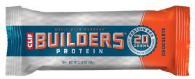 Clif Chocolate Builder's Protein Bar 68g x12