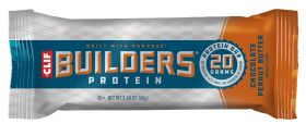 Clif Chocolate Peanut Butter Builder's Protein Bar 68g x12