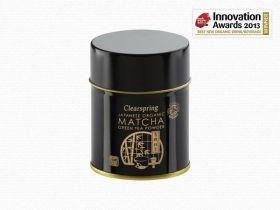 Clearspring Organic Japanese Matcha Shot (Premium Grade Green Tea Powder) - 30 sachets 1g x 30