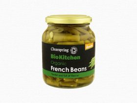 Clearspring Demeter Organic French Beans 6 x340g