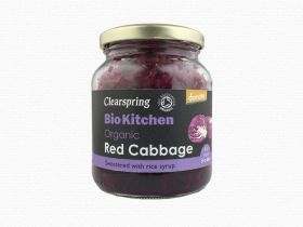 Clearspring Demeter Organic Red Cabbage 6 x355g