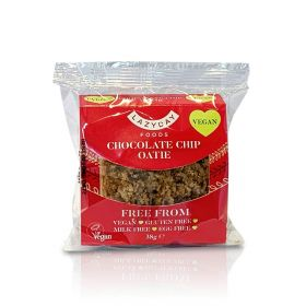 Lazy Days Chocolate Chip Oaties 12 x50g