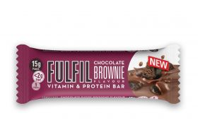 Fulfil Chocolate Brownie 40g x15