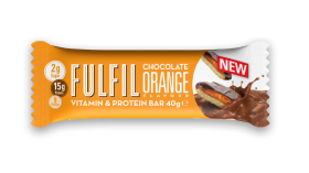 Fulfil Chocolate Orange 40g x15