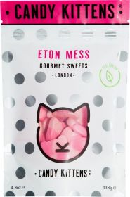 Candy Kittens Eton Mess (Sharing Bag) Gourmet Sweets 138g x7