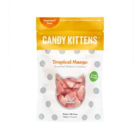 Candy Kittens  Tropical Mango Bag 145g x7