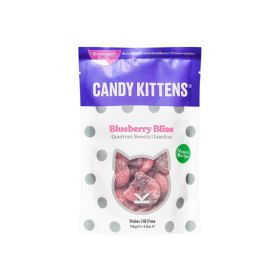 Candy Kittens Blueberry Bliss Treat Bag 9x125g
