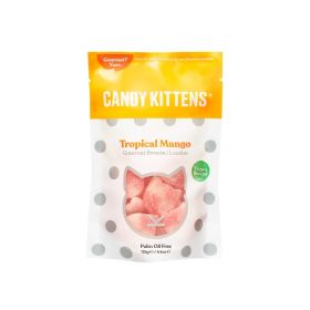 Candy Kittens Tropical Treat Bag Mango 9x125g