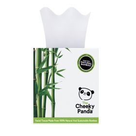 Cheeky Panda Facial Tissue Bamboo 3ply (100% FSC) 56 sheets x12