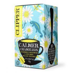 Clipper Tea Calmer Chameleon Infusion 20'S