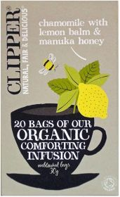 Clipper Tea Chamomile & Lemon & Honey Infusion 20's