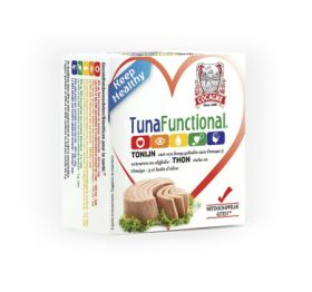 Cocagne - Tunafunctional MSC - MSC tuna high in omega 3 and olive oil - 160gr