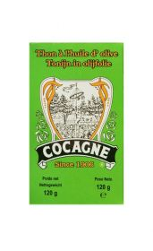 Cocagne - Tuna in olive oil - 120gr