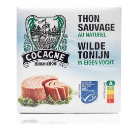 Cocagne - MSC Tuna in natural - 160gr