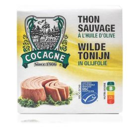 Cocagne - MSC Tuna in olive oil - 160gr
