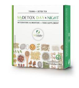 My Vitaly Detox tea – Night and day treatment 2x200g