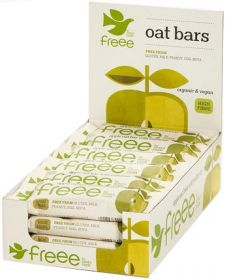 Doves Farm Freee Org. Apple Oat Bars with Sultanas (Multipack) 35g x28