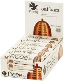 Doves Farm Freee Org. Chocolate Chip Oat Bars (Multipack) 35g x28