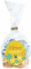 Divine Fair Trade Milk Chocolate Praline Eggs 156g x12