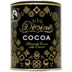 Divine Fair Trade Cocoa 125g  x12