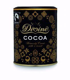 Divine Cocoa Powder 125g x12