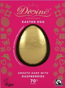 Divine Dark Raspberry Egg 90g x6