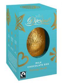 Divine  Milk Chocolate Egg 90g x6