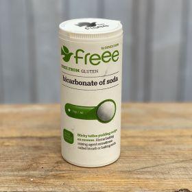 Doves Farm Free Bicarbonate of Soda 200g x5