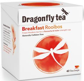Dragonfly Breakfast Rooibos 100g (40s) x4
