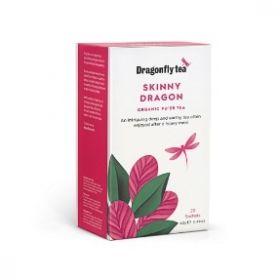 Dragonfly Organic Skinny Dragon Pu'er Tea 40g (20's) x4