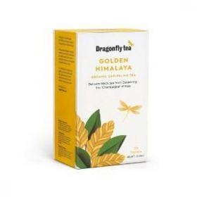 Dragonfly Organic Golden Himalaya Darjeeling Tea 50g (20's) x4
