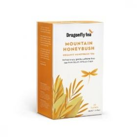 Dragonfly Organic Cape Rooibos Redbush Tea 40g (20's) x4