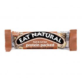 Eat Natural Protein Packed Chocolate & Orange 45g x12