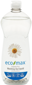 Eco-Max Washing-Up-Liquid Fragrance Free 740ml x6